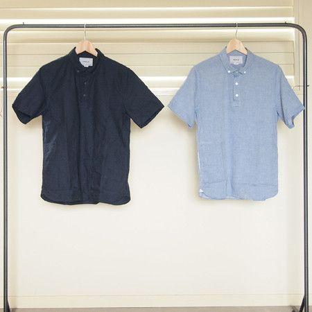 YAECA P/O BD Shirt S/S (12106)