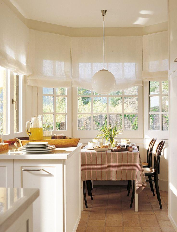 8 ideas para comer en la cocina · ElMueble.com · Cocinas y baños
