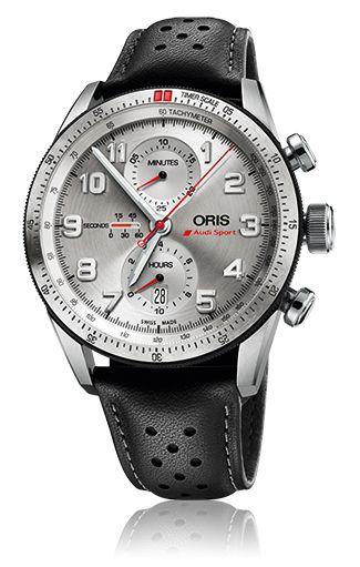 Oris Audi Sport - Oris Audi Sport Limited Edition 01 774 7661 7481-Set