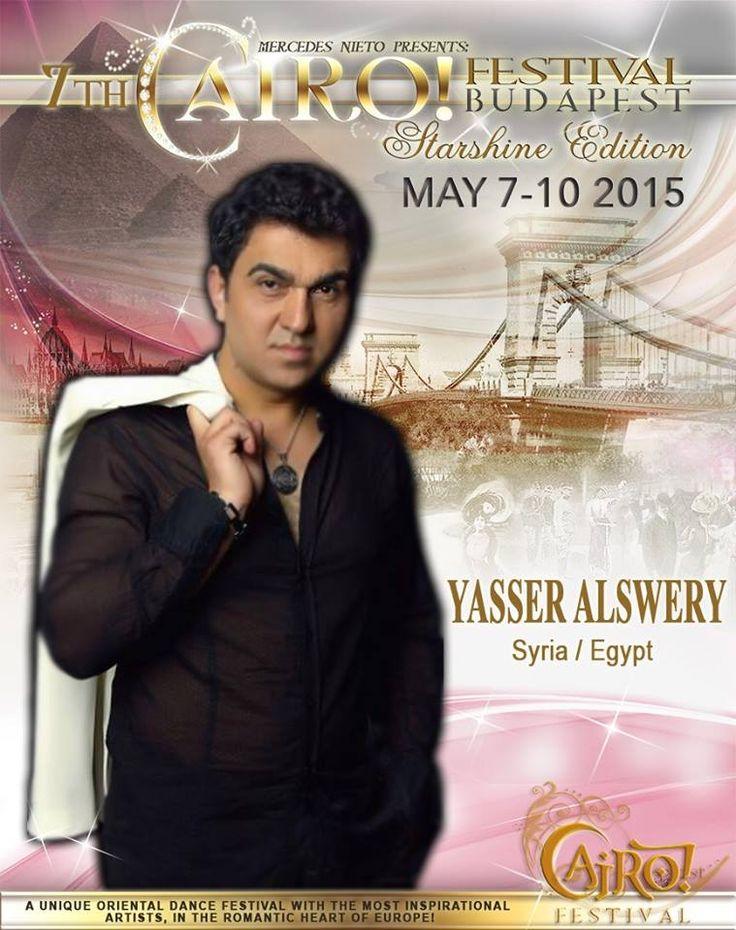 Yasser Alswery www.cairofestival.com