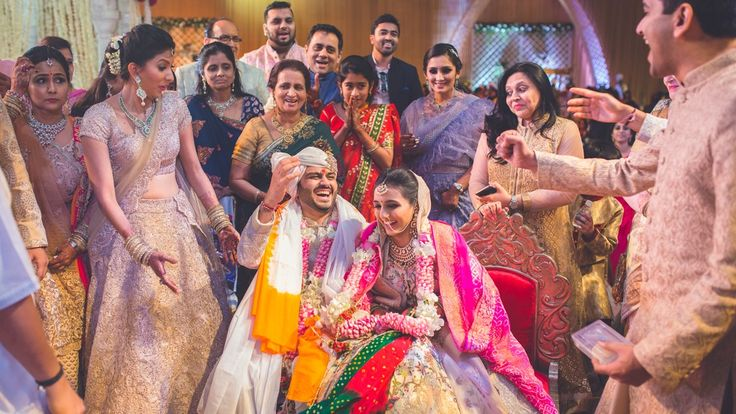 """""""I was speechless, it was like something straight out of a romantic novel,"""" says the bride of how she and Shailin Mehta's relationship first started out."""