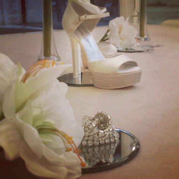 #shoes #bride