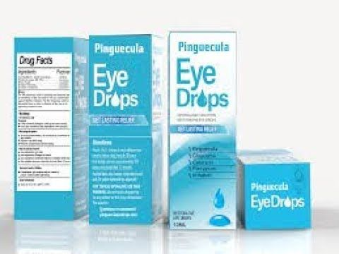 What Are The Best Eye Drops For Pinguecula? - YouTube