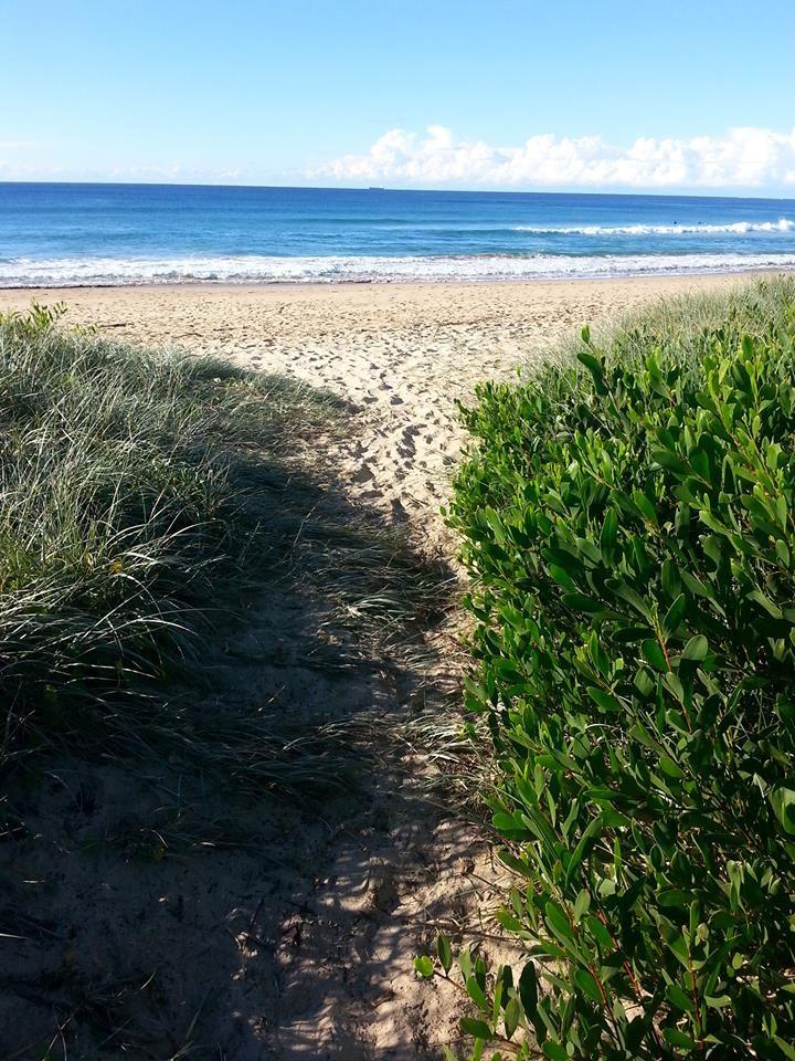 Taken at Bulli Beach, NSW, May 2014
