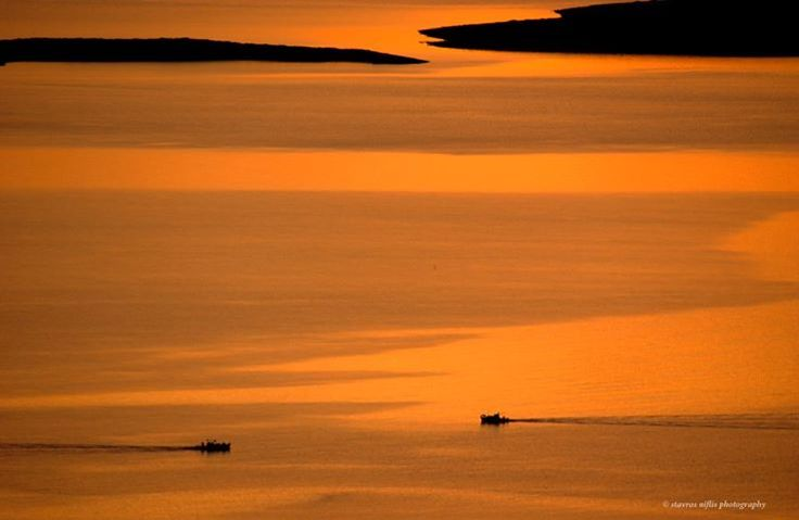 Sunset on #Paros, #GreekIslands