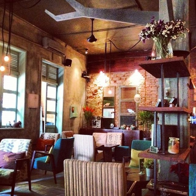 Id cafe, Saigon, Vietnam
