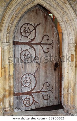 Medieval Door Hinge Google Search Buildings Doors