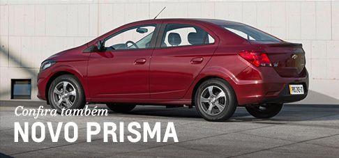 Confira também: Novo Prisma LT / LTZ