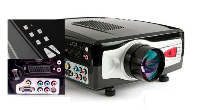VGA, DVI o HDMI: Cómo conectar el proyector de la iglesia