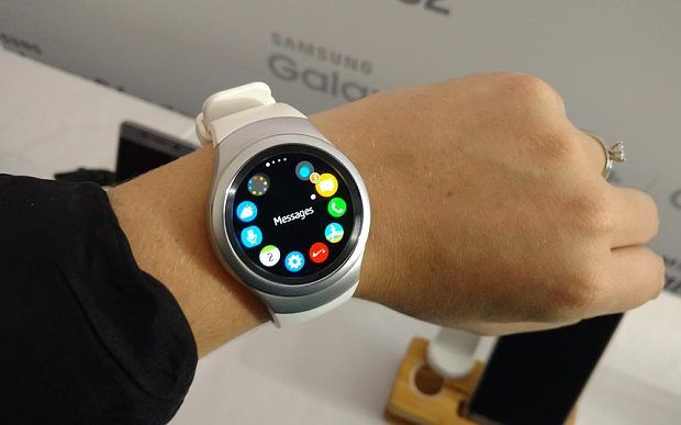 Samsung Gear S2 Smartwatch iOS compatible Soon