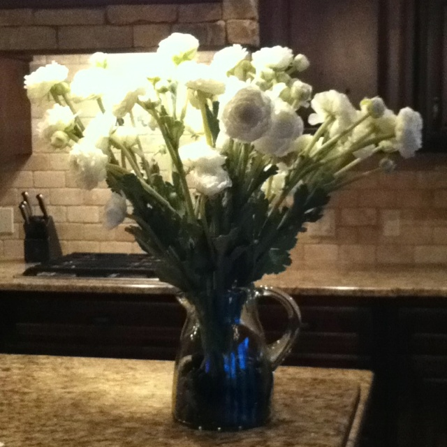 Beautiful dining room center piece! My first DIY in a loooong time and my first pin on Pinterest:): Dining Rooms, Beauty Dining, Rooms Centers, Loooong Time, Centers Piece