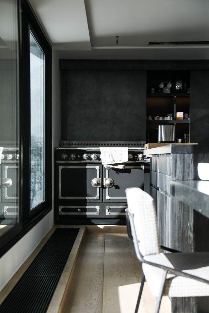 163 best Kitchen - La cuisine images on Pinterest - cuisine ouverte sur salon m