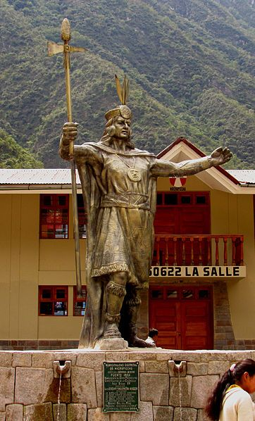 Pachacuti - Founder of the Inca Empire in South America