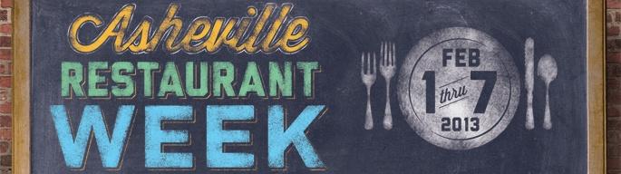 Explore Asheville | Asheville, NC  Ashville Restaurant Week Feb 1-7, 2013