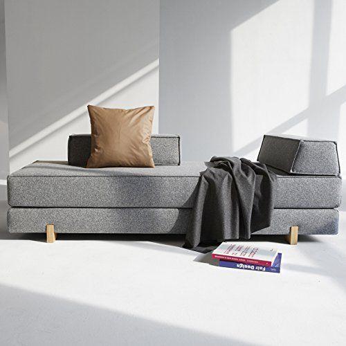 25+ parasta ideaa Pinterestissä Schlafsofa grau Schuhregal - sofa für küche