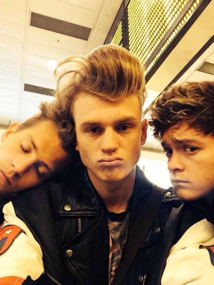 Tristan,Connor,James❤❤❤❤