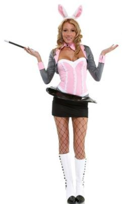 Forplay Womens Abracadabra  Dress has strapless bodysuit skirt magicians bolero jacket horny collar wand and bunny ears Couture assortment 6pc  The post Forplay Womens Abracadabra appeared first on Halloween Costumes Best.  #bodysuit #catsuit #halloween #costume #cosplay
