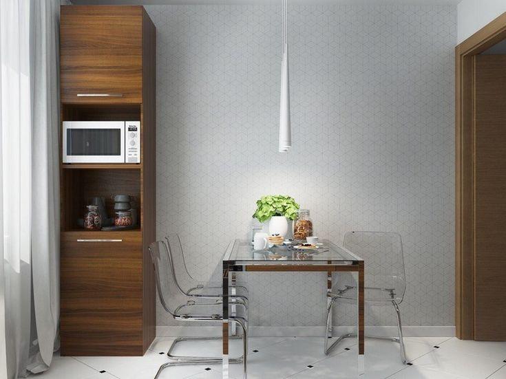 Проект небольшой кухни - Дизайн интерьеров | Идеи вашего дома | Lodgers