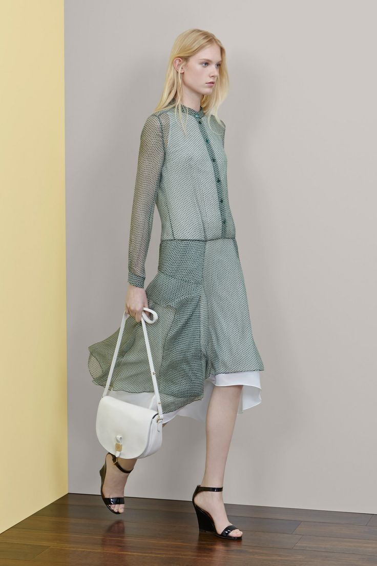 Mulberry pre spring summer 2015 fashion collection