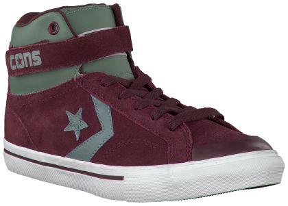 Rode Converse Sneakers PRO BLAZE STRAP KIDS