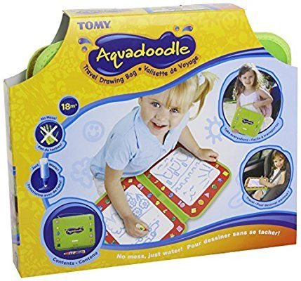 TOMY Aquadoodle Travel Drawing Bag (Green)