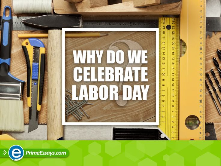 Originally, the Labor Day was meant to honor economic attainments of American laborers. The roots of the holiday originated from the ideas of Peter J. McGuire and Matthew Maguire. However, the initiative to celebrate the first Labor Day in the USA belongs to the Central Labor Union in New York City. On Tuesday, September 5, 1882, people honored New York workers and promoted the improvement of working conditions. Until 1894, 32 states have been adopting the holiday. #labourday #holiday