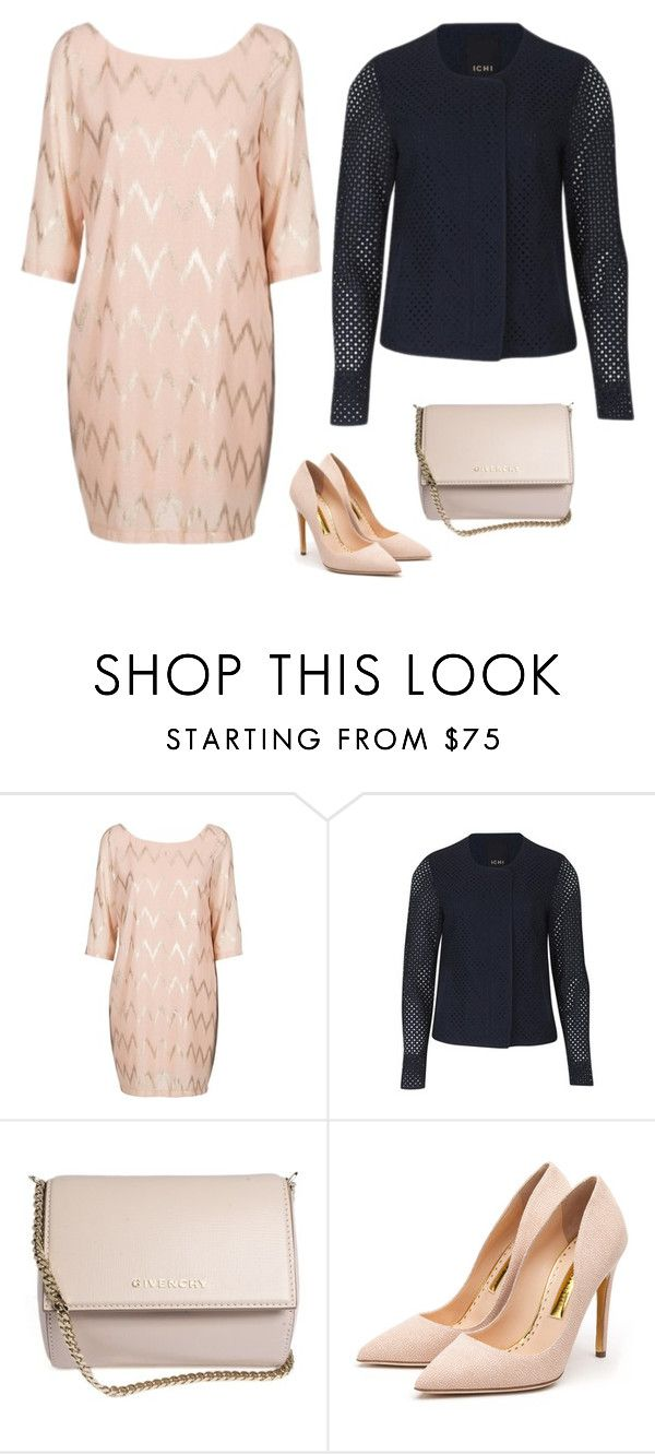 """""""bryllups outfit 2"""" by caterinamaria on Polyvore featuring Givenchy and Rupert Sanderson"""