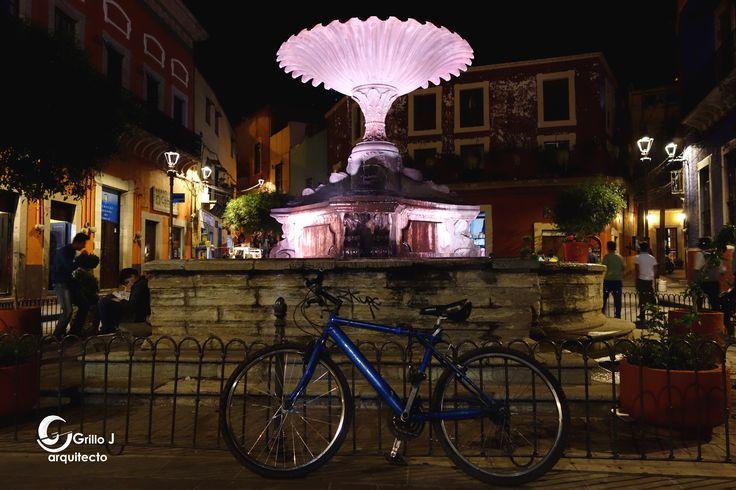Plaza del Baratillo, Guanajuato, Méx