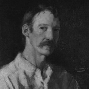 """BASIC (grade 3): A link to the biography of Robert Louis Stevenson, author of the poem """"My Shadow."""""""