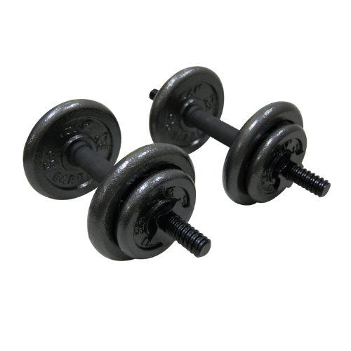 (adsbygoogle = window.adsbygoogle || []).push();     (adsbygoogle = window.adsbygoogle || []).push();   buy now   $44.42  The CAP Barbell 40-Pound Dumbbell Set is an effective workout choice for both beginners and advanced fitness enthusiasts. The set comes with several weight plates...