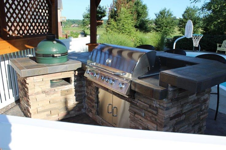 diy outdoor kitchen island jim isonhood used bbq coach diy system to build this bbq 17390