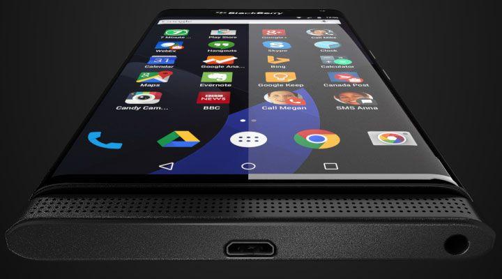 BlackBerry Venice este un viitor smartphone al companiei ce va rula sistemul de operare Android