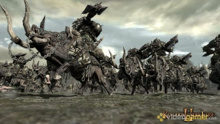 Kingdom Under Fire II Screenshot