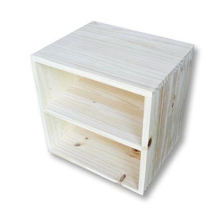 Cube de rangement séparation pin 36 x 36 x 30 cm