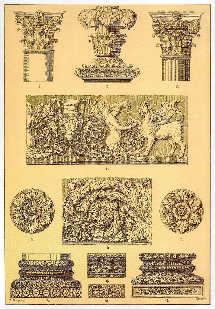 an overview of the characteristics of ancient greek architecture Introduction to greek architecture an overview of basic building the architecture of ancient greece influenced ancient roman architecture.