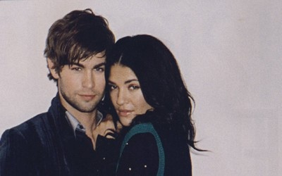 nate archibald and vanessa abrams relationship