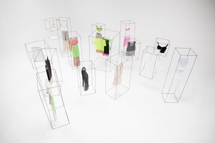 EXHIBITION ARCHITECTURAL SUBURBS Installation: Taller de Casqueria, Alicia Vicente Andrés, Jaime Medina Higueras, [ manifesto reche ]