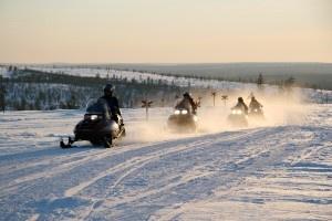 Nordic NewRuns: snowtrips in Finnish Lapland.