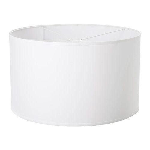 IKEA - NYMÖ, Abat-jour, Créez votre propre suspension ou lampadaire en combinant l'abat-jour avec une monture électrique pour suspension ou un pied de lampadaire.Créez la surprise à l'aide d'une immense suspension avec un abat-jour textile qui diffuse une belle lumière dans toute la pièce ou au-dessus de la table de la salle à manger.