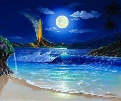 Hawaiian artists | ... hawaii dolphins,dolphin art,hawaiian dolphin art, hawaiian dolphin