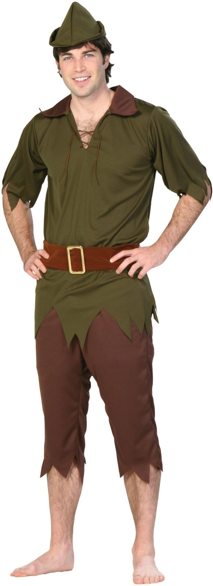 Peter Pan Adult Costume from Buycostumes.com
