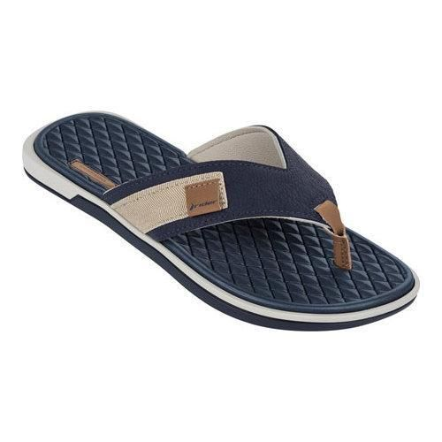 Accent his warm-weather wardrobe with these trend-right flip-flops that  feature a lightly cushioned footbed for enhanced comfort and versatile hues  for easy ...