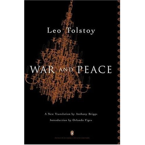 I loved Tolstoy's writing style and identity that came through in Anna Karenina enough that I want to read another of his works.