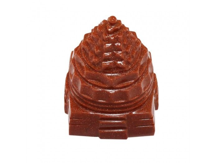Shree Yantra In Red Sunstone buy online from India