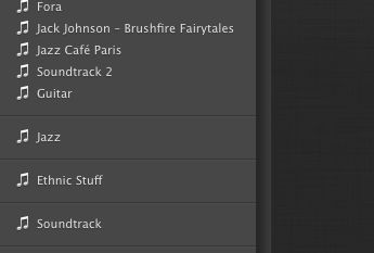 Want to organize and separate your playlists into categories? Here's how to add a divider.