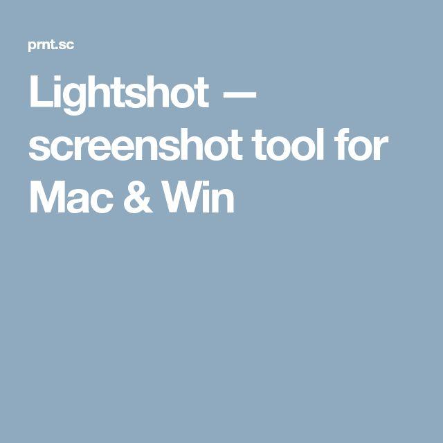 Lightshot — screenshot tool for Mac & Win