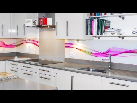 Printed Splashbacks Creoglass Kitchen Glass Splashbacks Worktops View More Toughened Glass Splahback