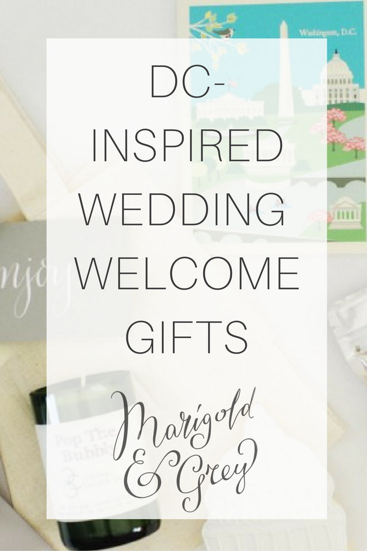 Wedding Gift Bag Ideas Washington Dc : washington dc inspired wedding welcome gifts maryland wedding dc ...
