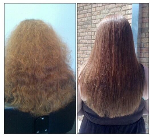 I love Keratin Complex Smoothing Treatments
