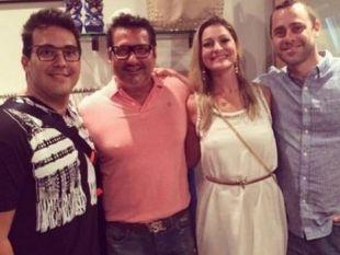Blog do Brother - fofocas, famosos, curiosidades.: Após cirurgia, André Marques aparece ainda mais ma...